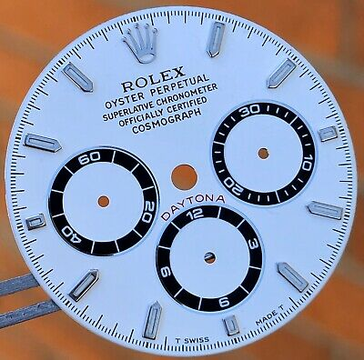 $ CDN3881.70 • Buy Rolex Daytona 16520 White Dial For Zenith Movement T SWISS MADE T 100% FACTORY