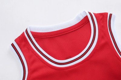 AU22.99 • Buy Infant Toddler Baby Basketball Jersey Romper Jumpsuit Newborn Suit Gift AUS