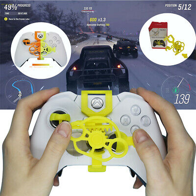 $9.87 • Buy Mini Gaming Steering Wheel Replacement For XBOX ONE/XBOX ONES Game Controller
