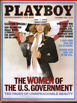 $ CDN7.05 • Buy Playboy Magazine-November 1980-Jeana Tomasino Centerfold