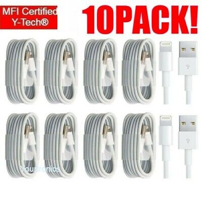 £7.86 • Buy 10x Fast Charging Cable Quick Charger Charge Power Sync Cord Bulk Wholesale