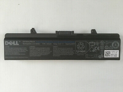 XR682 Original Genuine Dell 14.8V 28Wh 6Cell Li-ion Laptop Battery Type GW240 • 59.99£