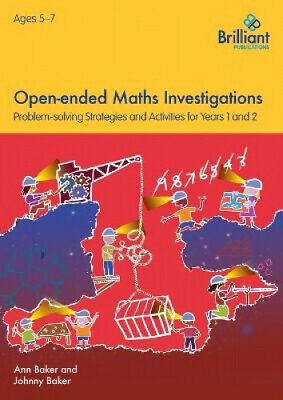 AU35.75 • Buy Open-ended Maths Investigations, 5-7 Year Olds: Maths Problem-solving