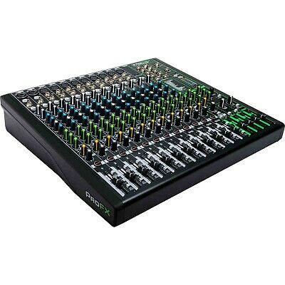$499.99 • Buy Mackie ProFX16v3 16 Channel 4-Bus Professional Audio Live Mixer W Effects & USB