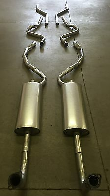$430 • Buy 1957 Ford Retractable Hardtop Dual Exhaust System, Aluminized