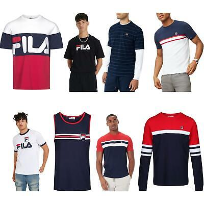 Fila T-Shirts & Tops - Assorted Styles & Colours • 22.46£