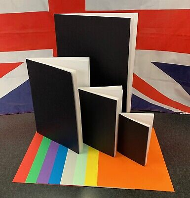 Sketchbook/Drawing Book/Art Book150g.  A6,A5,A4 And A3 Various Cover Colours • 4.50£