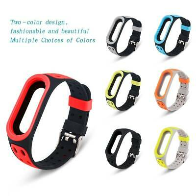 AU1.39 • Buy Replacement Silicone Sports Wristband Watch Band Strap For Xiaomi Mi Band 3/4