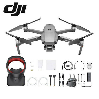 AU529 • Buy DJI Mavic 2 Pro Drone 20MP 4K Fly More Combo Kit Goggles RE AUS 1 Year Warranty