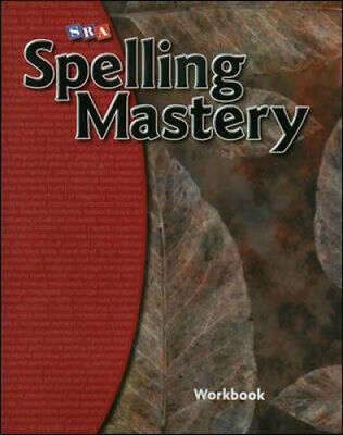 AU28.95 • Buy Spelling Mastery Level F, Student Workbook (SPELLING MASTERY)
