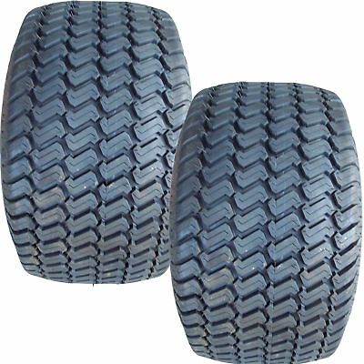 $199 • Buy TWO 24X12-12 24X12.00-12  Kenda Commercial Radial Turf  Lawn Mower Tires 4Ply