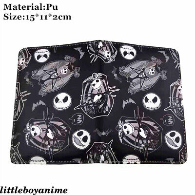 £7.38 • Buy The Nightmare Before Christmas PU Passport Cover Boys Girls Card Holder Gifts