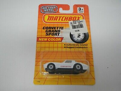 $4.99 • Buy Matchbox Corvette Grand Sport MB2