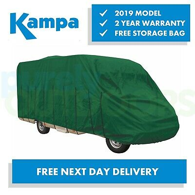 Kampa Breathable Protective Motor Home Storage Cover - Fits 7.5m - 8.0m  • 169.95£