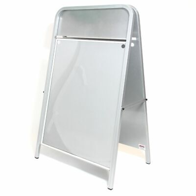 A1 Metal Poster Holder A-Board. A Frame. Pavement Sign. Metal A-Board. Sign • 315.48£