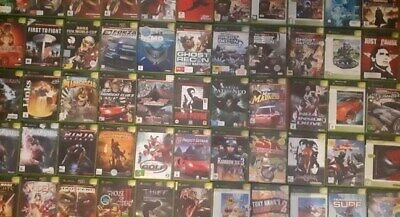 AU39.80 • Buy Xbox Original Games Dirt Cheap