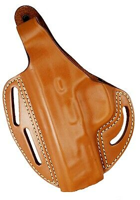 $37.37 • Buy Blackhawk Leather Pancake Holster For S&W MP 9/40 4 Inch & 2.0 Brown OWB LEFT