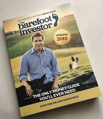 AU14.95 • Buy The Barefoot Investor: The Only Money Guide You'll Ever Need 2018 Edition