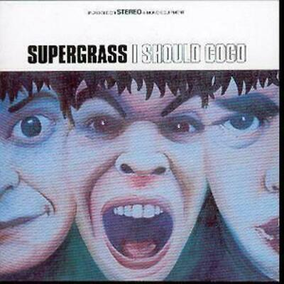 Supergrass  /  I Should Coco    CD   Used  Caught By The Fuzz • 2.20£