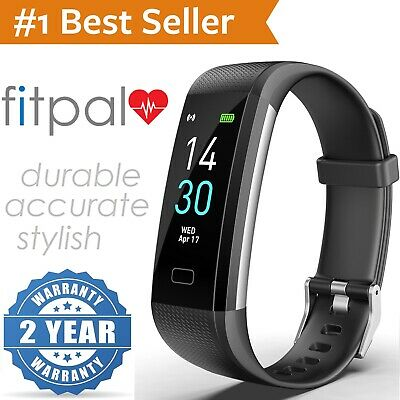 View Details Genuine Fitpal Fitness Activity Tracker Heart Rate Sport Fit Bit Smart Watch • 29.95£