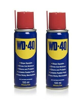 $ CDN15.50 • Buy 2 Cans WD-40 Multi-Use Purpose Product 100mL Multi Use WD 40 WD40 Silicone Free