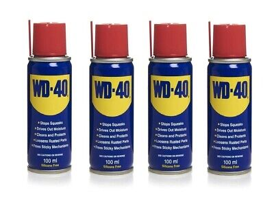 $ CDN23.89 • Buy 4 Cans WD-40 Multi-Use Purpose Product 100mL Multi Use WD 40 WD40 Silicone Free