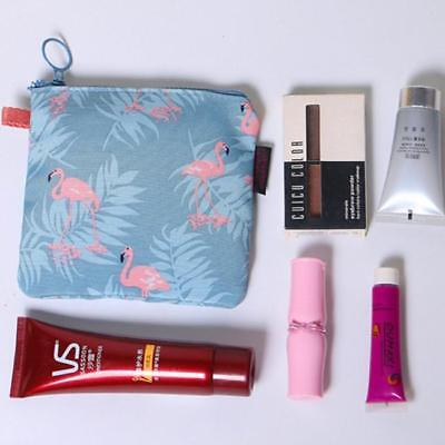 AU2.25 • Buy Travel Make Up Bag Accessories Storage Pouch Zipper Cosmetic Bag Coins Wallet SW