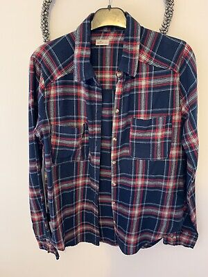 Hollister Checked Shirt Size Small • 4£