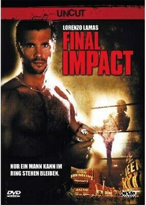 Lorenzo Lamas - Final Impact (1992)100% Uncut DVD Audio Deutsch + English New • 24.99£