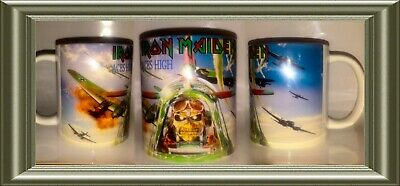 Iron Maiden-aces High-battle Of Britain -mug • 9.99£