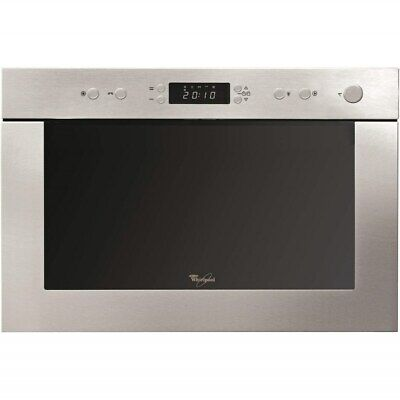 Whirlpool AMW498IX Stainless Steel Built-in Microwave Oven (BB1272) • 249.98£
