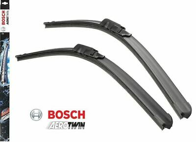 Bosch Aerotwin Retro Fit Flat Front Wiper Blade Set 600/400 Mm 24/16 Inch • 15.99£