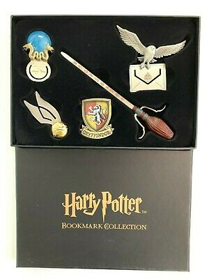 $19.99 • Buy Harry Potter Bookmark Collection Boxed And New