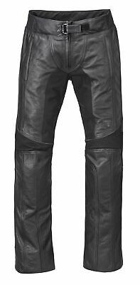 Triumph Ladies Black Leather Cara Motorcycle Jean XL • 145£