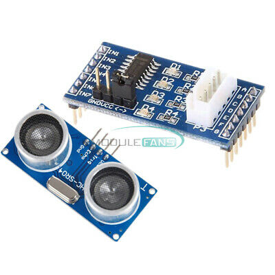 AU2.39 • Buy HC-SR04 Ultrasonic Module Distance Measuring Transducer Sensor Arduino ULN2003
