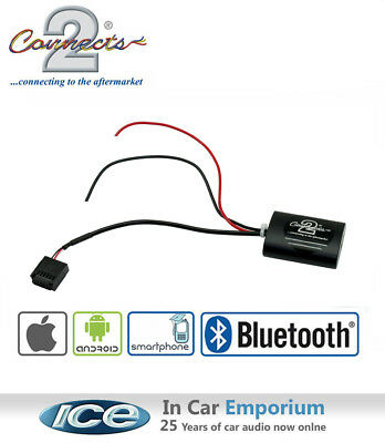 Ford Focus Bluetooth Music Streaming Stereo Adaptor, IPod IPhone Android • 34.99£