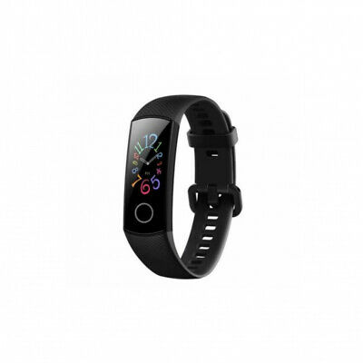 View Details Honor Band 5 Fitness Activity Tracker Smart Watch Heart Rate Waterproof  Black • 29.99£