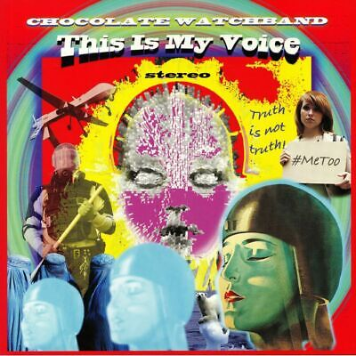 CHOCOLATE WATCHBAND, The - This Is My Voice - Vinyl (LP) • 14.94£