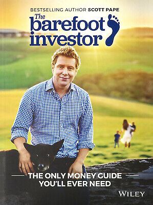 AU24.95 • Buy The Barefoot Investor (SC, 2017)