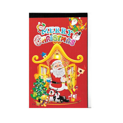 £5.43 • Buy 66 Pcs Assorted Christmas Stickers Children Arts Crafts Sticker Booklet Xmas Fun