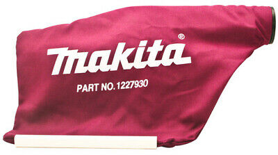 Makita Kpo800 / Kpo810 / Dkp180z Planer Cloth Dust Bag And Adapter Assembly • 27.22£