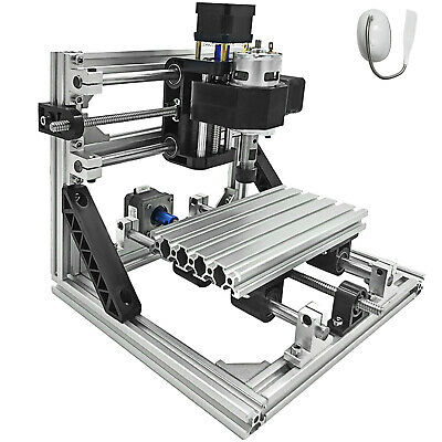AU200.40 • Buy 3 Axis DIY CNC 1610 Wood Engraving Carving PCB Milling Machine Router Engraver
