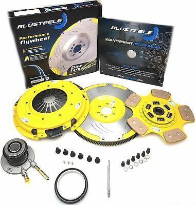 AU1176.10 • Buy CERAMIC BUTTON Stage 4 Clutch Kit Flywheel For COMMODORE HSV LS3 L98 VE