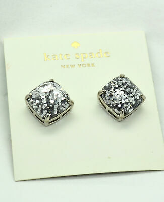 $ CDN44.99 • Buy Kate Spade New York Stud Sparkle Sterling Silver Earrings