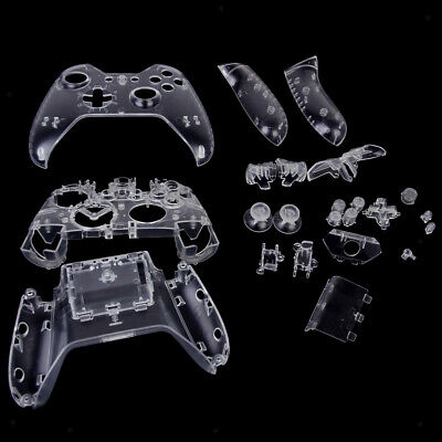 $13.19 • Buy Full Housing Shell Case Kit Replacement Parts For Xbox One Controller