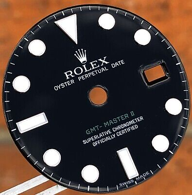 $ CDN780.74 • Buy Rolex GMT-Master II 116710 Black Maxi Green Super Luminova Dial ORIGINAL