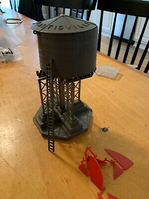 $ CDN20.21 • Buy Bachmann Trains Plasticville Usa Water Tower Ho P1