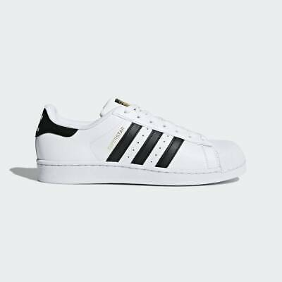 $ CDN159.97 • Buy Adidas Originals Men's Classic White Black Superstar Casual Running Shoes C77124
