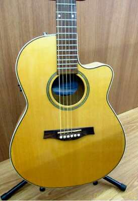 $1469.47 • Buy Seagull 032457001407 Performer Cw Folk Flame Maple  Acoustic Electric Guitar