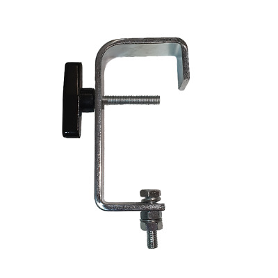 Thor CL001 50mm Hook Clamp G Clamp Pipe Lighting Disco Stage Theatre Silver • 4.99£